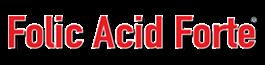 Folic Acid Forte logo